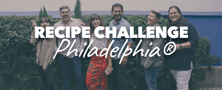 Recipe Challenge Philadelphia®