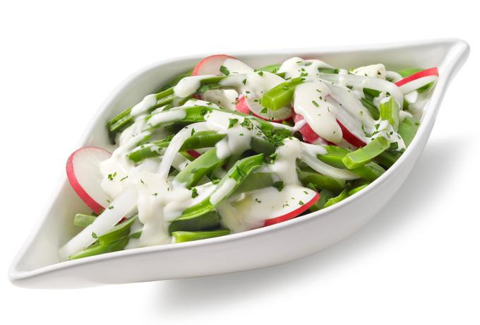 Ensalada de Nopales Light